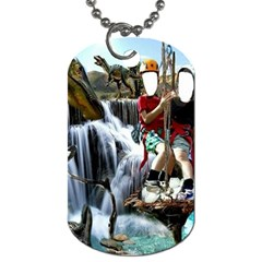 My Nephews 2014 By Pamela Sue Goforth   Dog Tag (two Sides)   7cclr8ci866x   Www Artscow Com Back