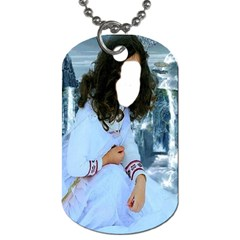You By Pamela Sue Goforth   Dog Tag (two Sides)   Wfb04qby8l5k   Www Artscow Com Front