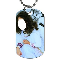 You By Pamela Sue Goforth   Dog Tag (two Sides)   Wfb04qby8l5k   Www Artscow Com Back