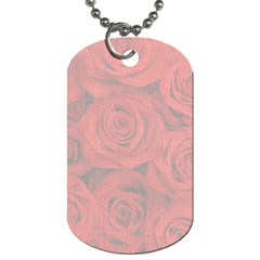 Roses Are Red ! By Pamela Sue Goforth   Dog Tag (two Sides)   5pnq9hokeo8s   Www Artscow Com Back
