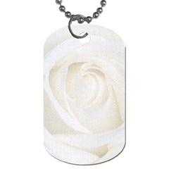 Rose By Pamela Sue Goforth   Dog Tag (two Sides)   J4igah7dj9i7   Www Artscow Com Back