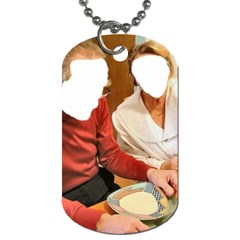 Signer  By Pamela Sue Goforth   Dog Tag (two Sides)   2zzmjj7ij71f   Www Artscow Com Front