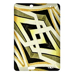 Art Print Tribal Style Pattern Kindle Fire Hd (2013) Hardshell Case by dflcprints