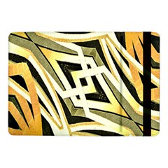 Art Print Tribal Style Pattern Samsung Galaxy Tab Pro 10 1  Flip Case by dflcprints
