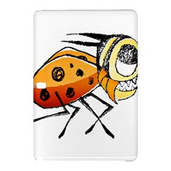 Funny Bug Running Hand Drawn Illustration Samsung Galaxy Tab Pro 12 2 Hardshell Case by dflcprints