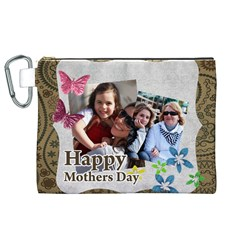 Mothers Day By Mom   Canvas Cosmetic Bag (xl)   6uzb39k67j1r   Www Artscow Com Front