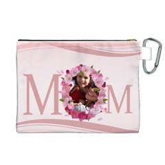 Mothers Day By Mom   Canvas Cosmetic Bag (xl)   Jkjinwqi5gqd   Www Artscow Com Back
