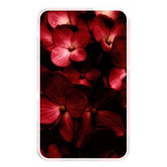 Red Flowers Bouquet In Black Background Photography Memory Card Reader (rectangular) by dflcprints