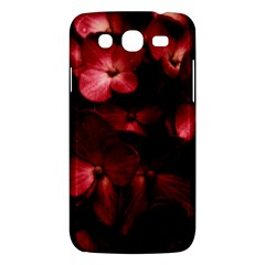 Red Flowers Bouquet In Black Background Photography Samsung Galaxy Mega 5 8 I9152 Hardshell Case