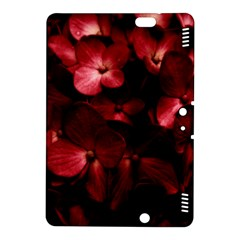 Red Flowers Bouquet in Black Background Photography Kindle Fire HDX 8.9  Hardshell Case by dflcprints