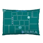 carla pillow - Pillow Case