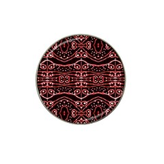 Tribal Ornate Geometric Pattern Golf Ball Marker 10 Pack (for Hat Clip) by dflcprints