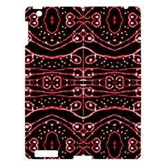 Tribal Ornate Geometric Pattern Apple Ipad 3/4 Hardshell Case by dflcprints