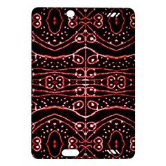 Tribal Ornate Geometric Pattern Kindle Fire Hd (2013) Hardshell Case by dflcprints