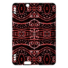 Tribal Ornate Geometric Pattern Kindle Fire HDX Hardshell Case by dflcprints