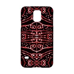 Tribal Ornate Geometric Pattern Samsung Galaxy S5 Hardshell Case  by dflcprints