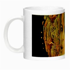 Organic Planet Glow In The Dark Mug by icarusismartdesigns