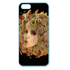 Organic Planet Apple Seamless Iphone 5 Case (color) by icarusismartdesigns