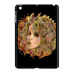 Organic Planet Apple Ipad Mini Case (black) by icarusismartdesigns
