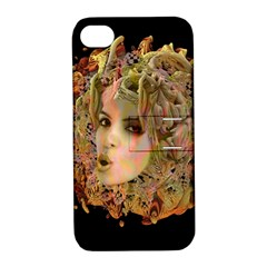 Organic Planet Apple Iphone 4/4s Hardshell Case With Stand by icarusismartdesigns