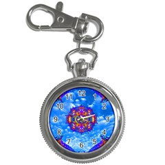 Sky Horizon Key Chain Watch by icarusismartdesigns