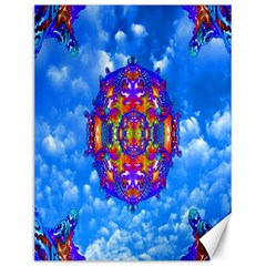 Sky Horizon Canvas 12  X 16  (unframed) by icarusismartdesigns