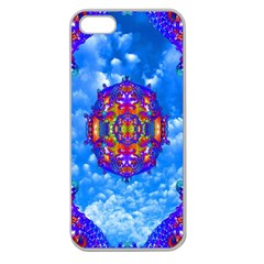 Sky Horizon Apple Seamless Iphone 5 Case (clear) by icarusismartdesigns