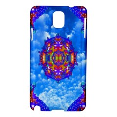Sky Horizon Samsung Galaxy Note 3 N9005 Hardshell Case by icarusismartdesigns