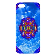 Sky Horizon Iphone 5s Premium Hardshell Case by icarusismartdesigns