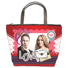 Lover By Love   Bucket Bag   Csk7298gvux9   Www Artscow Com Front