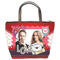 Lover By Love   Bucket Bag   Csk7298gvux9   Www Artscow Com Back