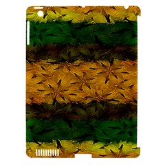 Tribal Floral Pattern Apple Ipad 3/4 Hardshell Case (compatible With Smart Cover) by dflcprints
