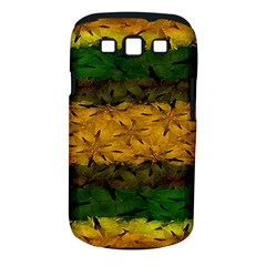 Tribal Floral Pattern Samsung Galaxy S Iii Classic Hardshell Case (pc+silicone) by dflcprints