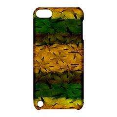 Tribal Floral Pattern Apple Ipod Touch 5 Hardshell Case With Stand by dflcprints