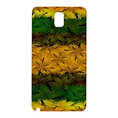 Tribal Floral Pattern Samsung Galaxy Note 3 N9005 Hardshell Back Case by dflcprints