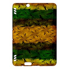 Tribal Floral Pattern Kindle Fire Hdx Hardshell Case by dflcprints