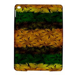 Tribal Floral Pattern Apple Ipad Air 2 Hardshell Case