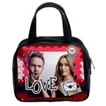 love - Classic Handbag (Two Sides)