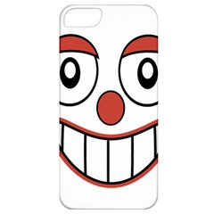 Happy Clown Cartoon Drawing Apple Iphone 5 Classic Hardshell Case by dflcprints