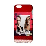 love - Apple iPhone 6/6S Hardshell Case