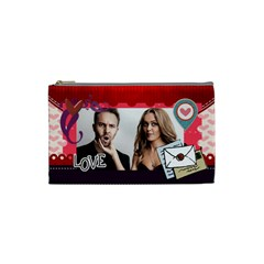 Love By Love   Cosmetic Bag (xs)   Wd9iqu1xaq5q   Www Artscow Com Front