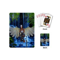 Magic Sword Playing Cards (mini) by icarusismartdesigns