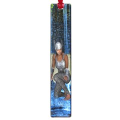Magic Sword Large Bookmark by icarusismartdesigns