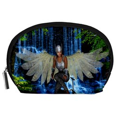 Magic Sword Accessory Pouch (large) by icarusismartdesigns