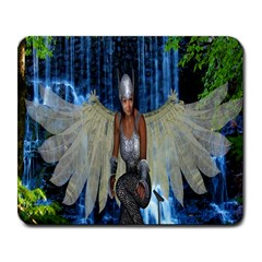 Magic Sword Large Mouse Pad (rectangle) by icarusismartdesigns