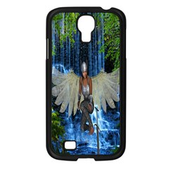 Magic Sword Samsung Galaxy S4 I9500/ I9505 Case (black) by icarusismartdesigns