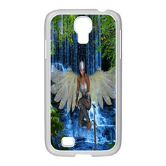 Magic Sword Samsung Galaxy S4 I9500/ I9505 Case (white) by icarusismartdesigns