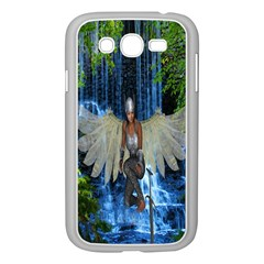 Magic Sword Samsung Galaxy Grand Duos I9082 Case (white) by icarusismartdesigns
