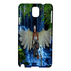 Magic Sword Samsung Galaxy Note 3 N9005 Hardshell Case by icarusismartdesigns