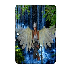 Magic Sword Samsung Galaxy Tab 2 (10 1 ) P5100 Hardshell Case  by icarusismartdesigns